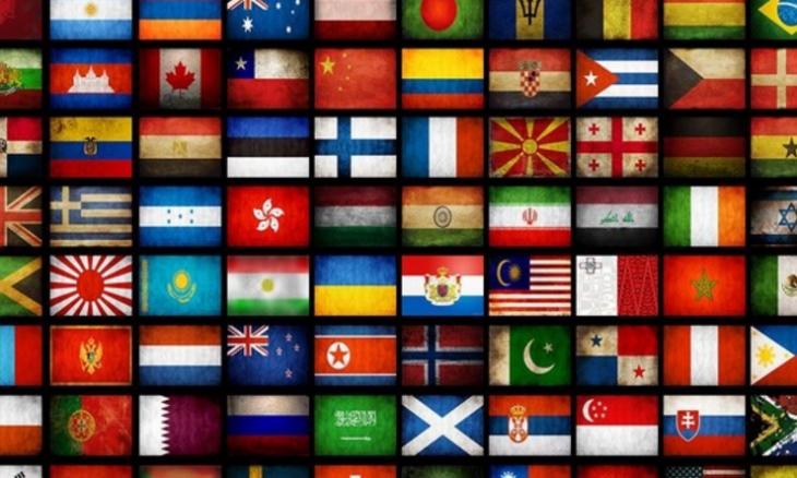 Флаги всех стран мира с фото и видео.