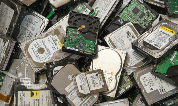 GPT и MBR разделы и таблицы диска (HDD, SSD).