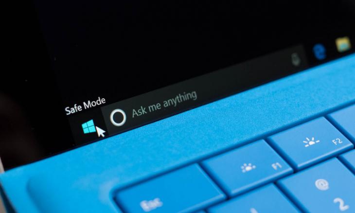 Безопасный режим Windows 10 как запустить.