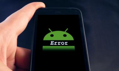 Не удалось установить приложение в папку по умолчанию на Андроид.