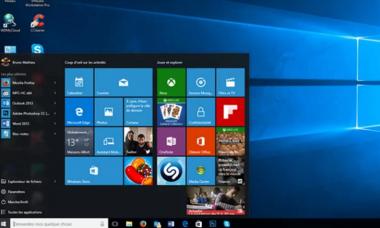 Меню пуск не работает в Windows 10 - решение.